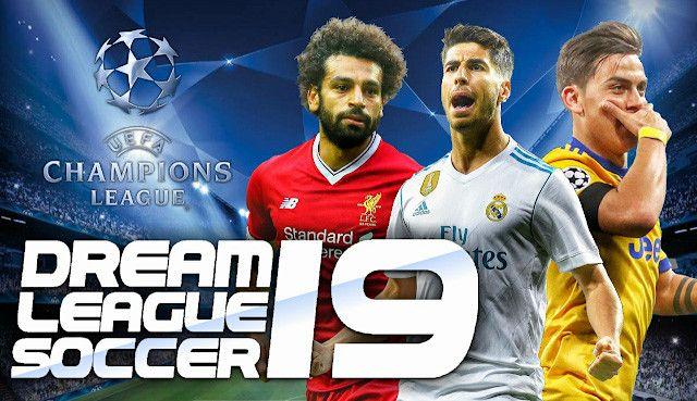 Dream League Soccer 2019 Dls 19 Apk Mod Obb Data For Android Download Dream League Soccer 2019 D Uefa Champions League Soccer League Game Download Free