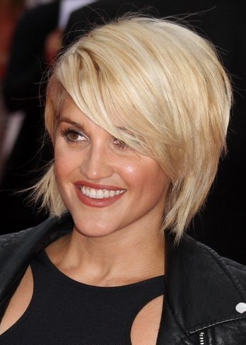 Ashley Roberts---Celebrity Hairstyle News l www.sophisticatedallure.com