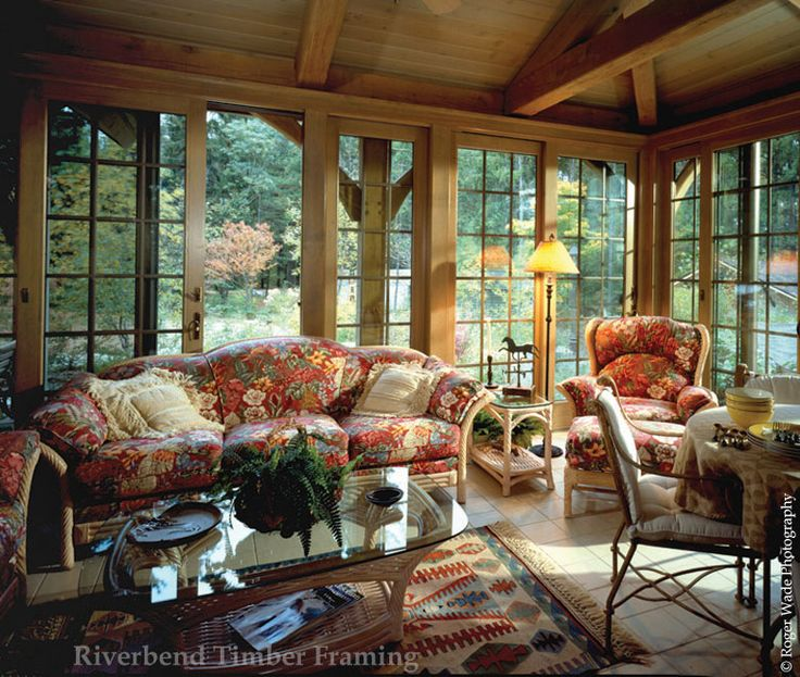 53 Best Timber Frame Sunroom Images On Pinterest