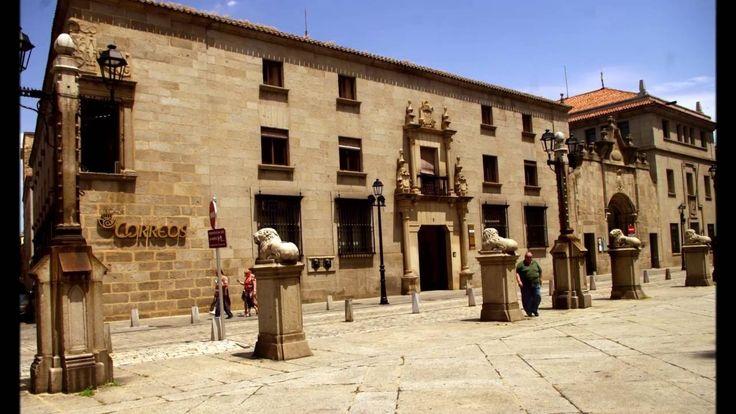Fotos de: Ávila - Plaza de la Catedral y Plazuela Pedro Dávila