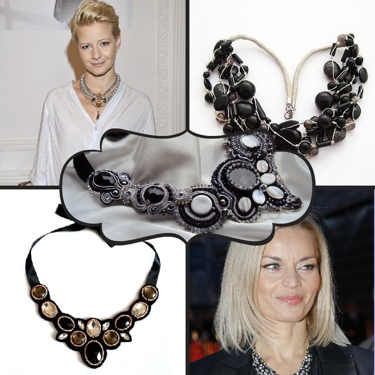 Biżuteria gwiazd. Zobacz, co noszą i gdzie znaleźć podobne ;) #handmade #rękodzieło