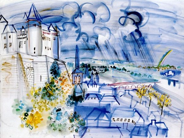 Paintings by Raoul Dufy