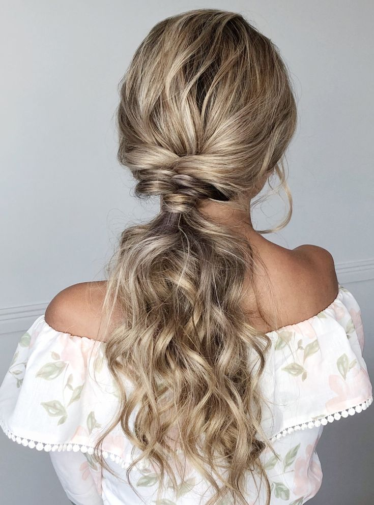 12 stunning beach boho hairstyles for your big day