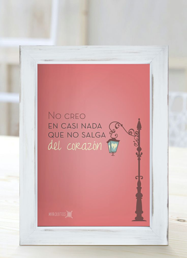 17 best images about cuadros y frases para casa on for Cuadros de frases