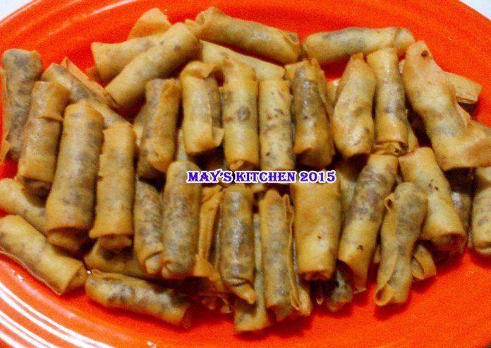 Sumpia Isi Abon Ikan Tongkol By Chen May Liang In 2020 Chen