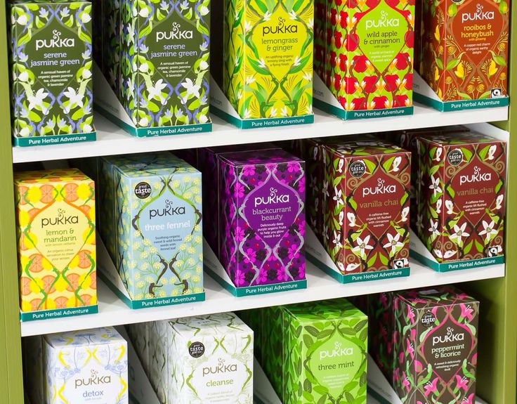 Pukka teas! We love the three chamomile concoction! Available in store at Excel Physio and Wellness. Excelphysio.com.au