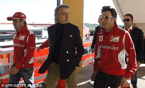 Bernie's too old! Ferrari chief blasts Ecclestone with latest barb in Vettel title row    Read more: http://www.dailymail.co.uk/sport/formulaone/article-2242185/Bernie-Ecclestone-blasted-Ferrari-chief-Sebastian-Vettel-title-