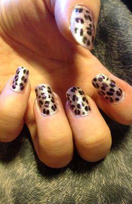 Goodly Nails: Leopardit