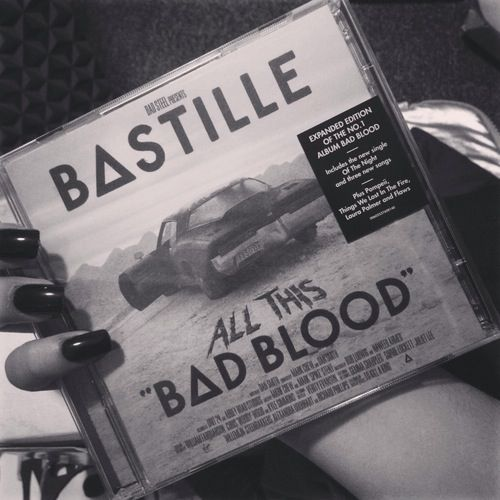 bastille bad blood tour book