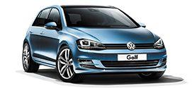 Volkswagen Golf Araba Kirala