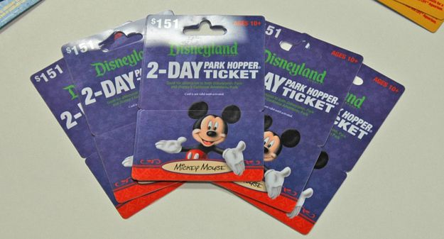 Look into ticket upgrade options.   15 Tips And Tricks To Outsmart Everyone At The Theme Park
