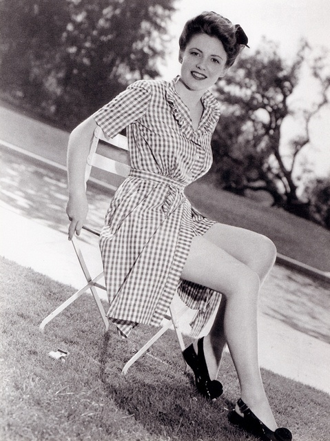 Joan Leslie by Vintage-Stars, via Flickr