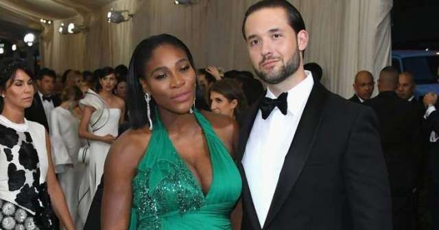 Serena Williams Welcomes Baby Girl With Fiancé Alexis Ohanian.