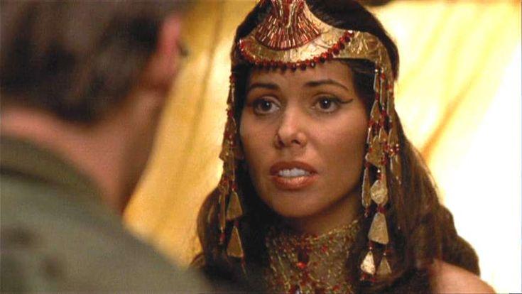 Sha'uri / Amonet (Vaitiare Bandera) - Stargate SG-1
