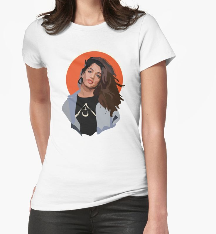 M.I.A t-shirts by Anna McKay