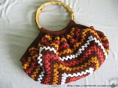 La borsa colorata!