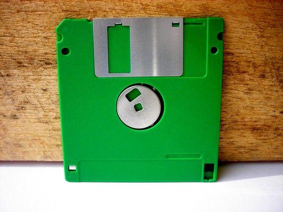 Floppy Disk Fridge Magnet