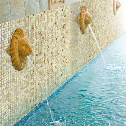 18 best Inspiration Mosaique piscine images on Pinterest Swimming