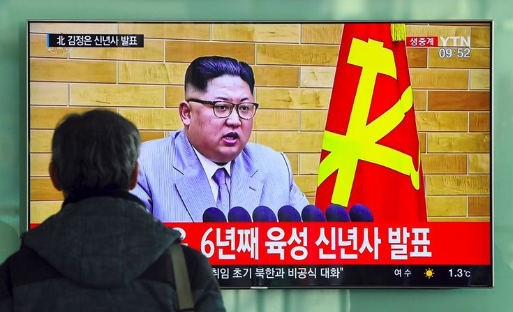 Kim Jong Un Says North Korea's Nuclear Forces Are Now 'Complete'