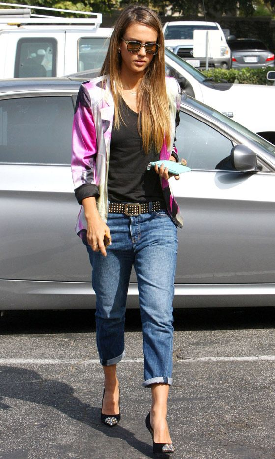 Celebrity Casual Style The Best A List Outfits Best Outfits Casual Styles And Jessica Alba
