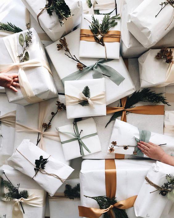 Noël 2018 : Toutes nos idées pour emballer vos cadeaux de noël
