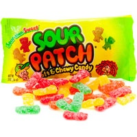 Sour Patch Candy  http://www.retroplanet.com/PROD/35962