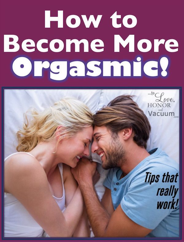 Gape Why do some women have trouble reaching an orgasm dont know