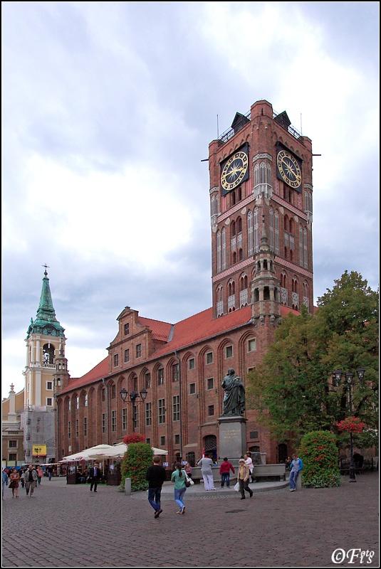 Town Hall - Torun, Poland
