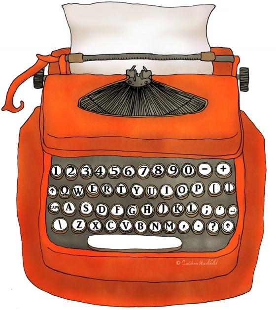 Typewriter love!