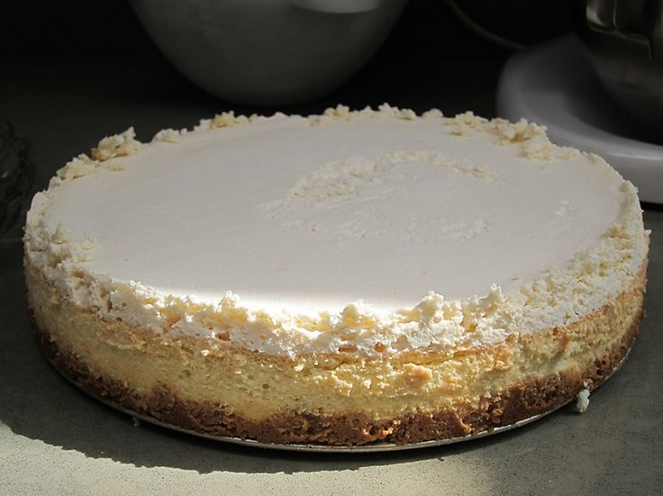 Best Cheesecake On Earth Recipe — Dishmaps