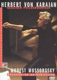 Herbert Von Karajan - His Legacy for Home Video: Modest Mussorgsky - Pictures at an Exhibition [DVD] [Dut/Eng/Fre] [1986]