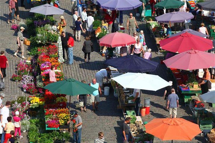 Marktplatz in #Turku