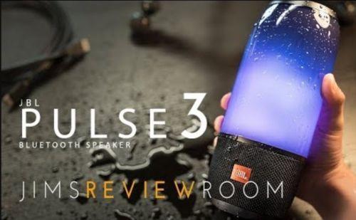JBL Pulse 3 portable waterproof wireless Bluetooth speaker NEW