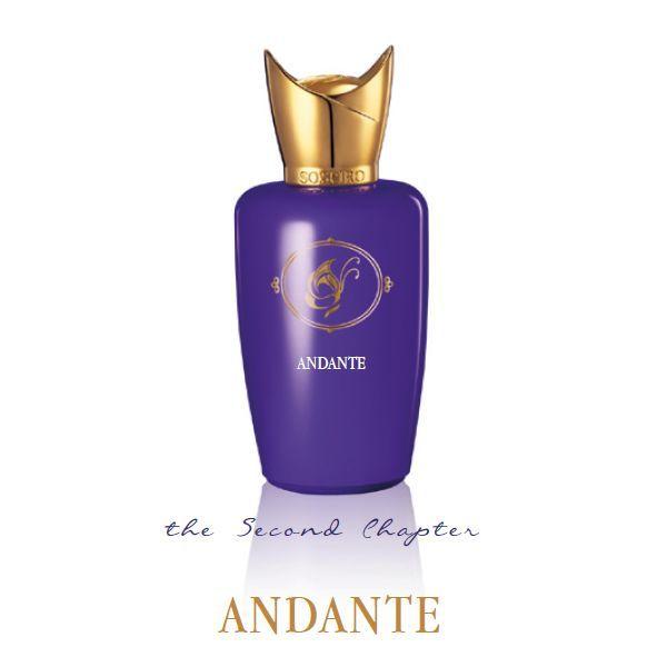 Sospiro - Andante - Eau de Parfum - Online bestellen! - Essenza Nobile®