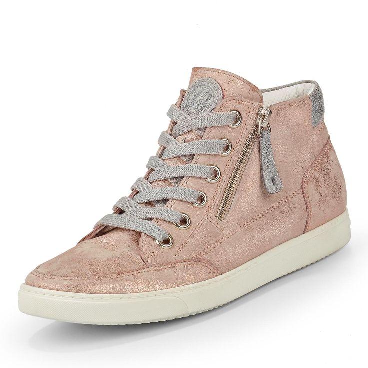 Paul Green Sneaker für nur 145,00€ (12.08.17) in Farbe rosé metallic jetzt bei gebrüder götz online kaufen!