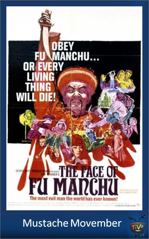 The Fu Manchu mysteries by Sax Rohmer