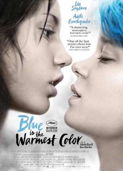 Mavi En Sıcak Renktir Filmi Full izle