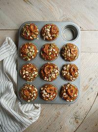 Muffins-déjeuner aux patates douces