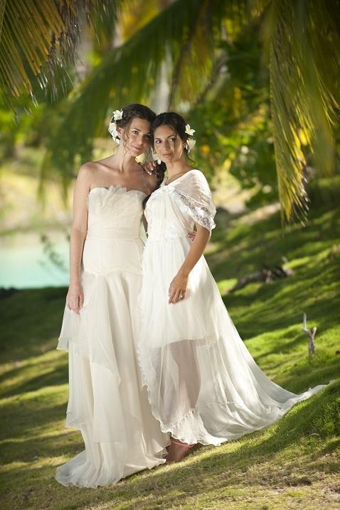 Lesbian Wedding Dresses 18