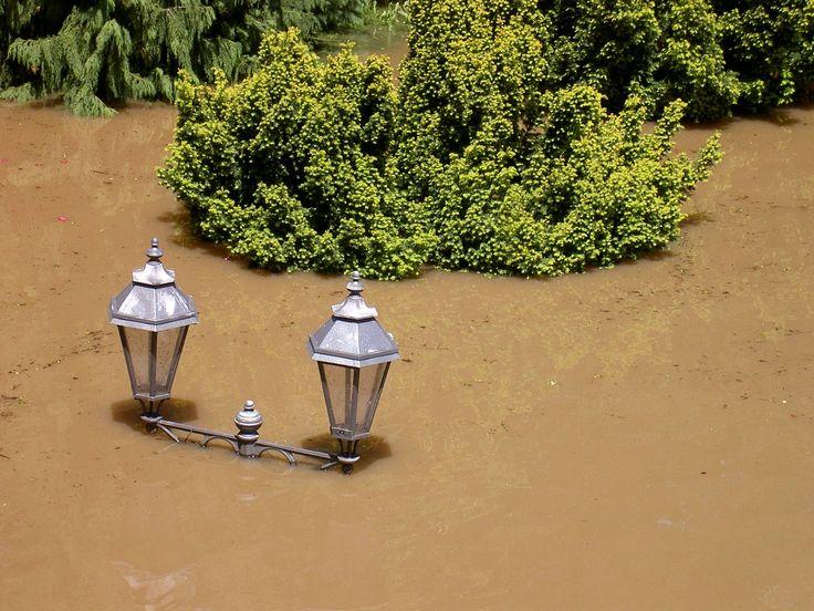 Hochwasser in Pirna