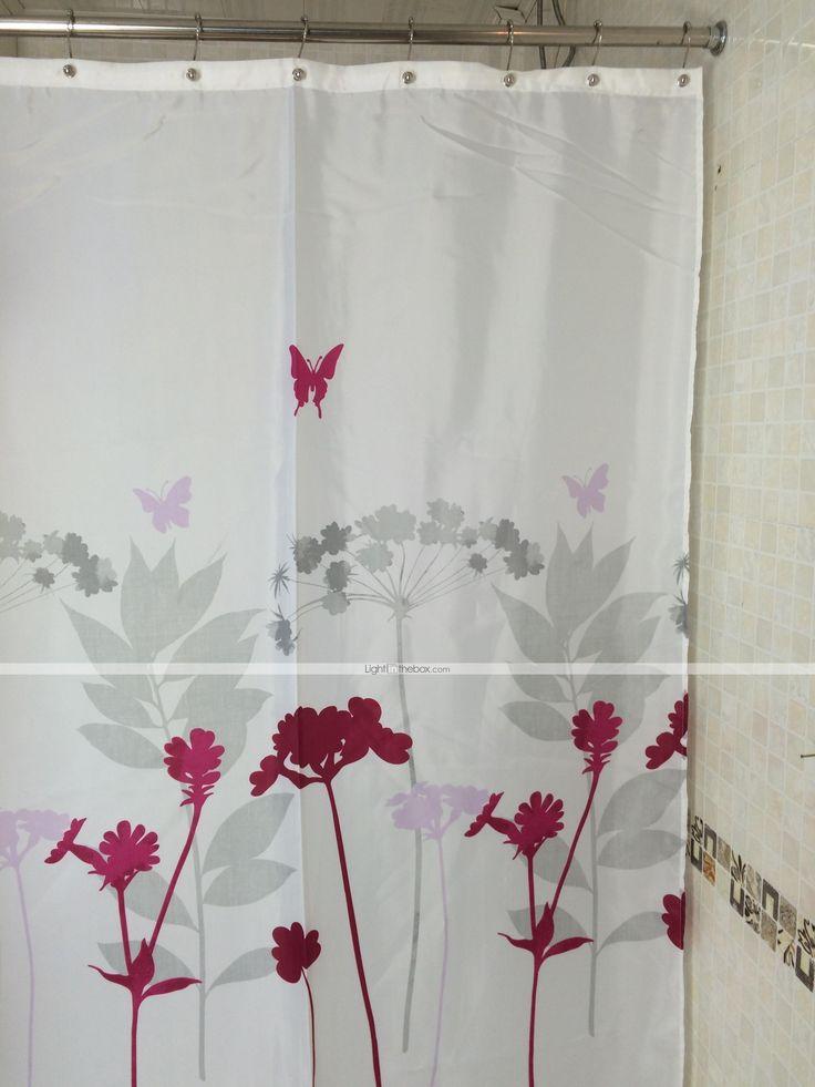 Les 25 meilleures id es concernant rideaux de douche fleurs sur pinterest - Rideau style anglais ...