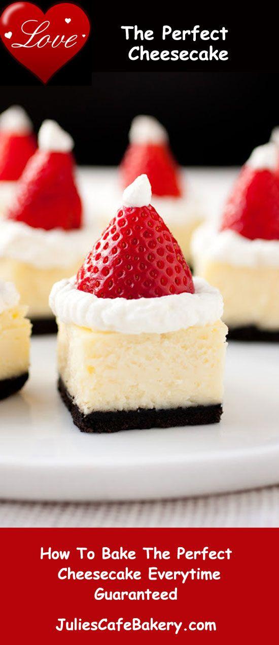 How To Bake The Perfect Cheesecake Everytime Guaranteed ...