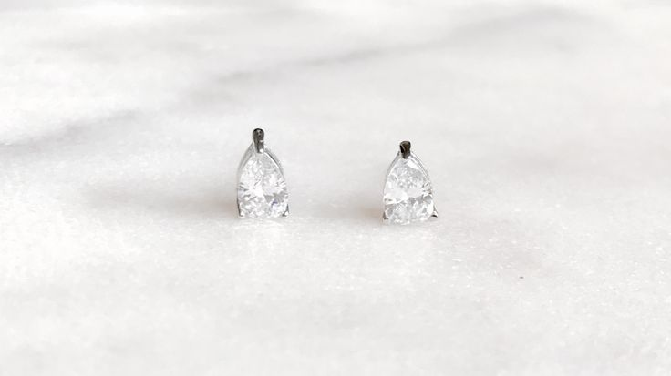 Sterling silver classic stud earring bohchicstore.com