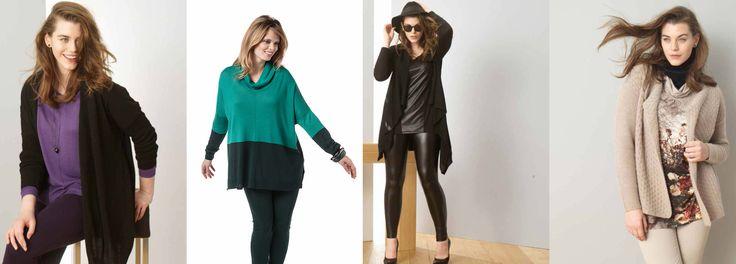 10 tendenze moda Autunno Inverno 2014/15: LEGGINS Punto Blu Boutique - Tarquinia