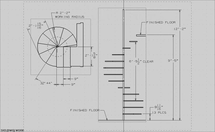 Floor Design: Inspiring How To Build A Spiral Staircase, how to build, how do i design a spiral staircase ~ 2 Quick