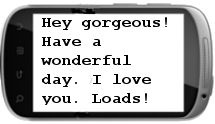 Cute Messages to Send to Your Girlfriend