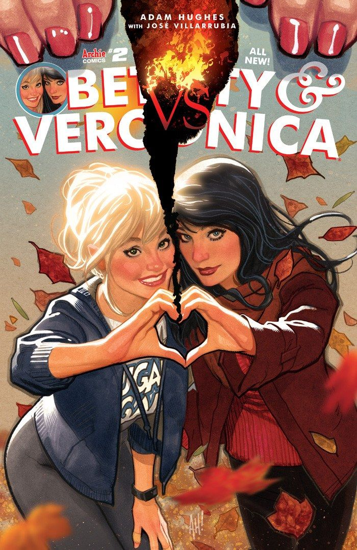 Betty & Veronica #2 Cvr A Reg Adam Hughes