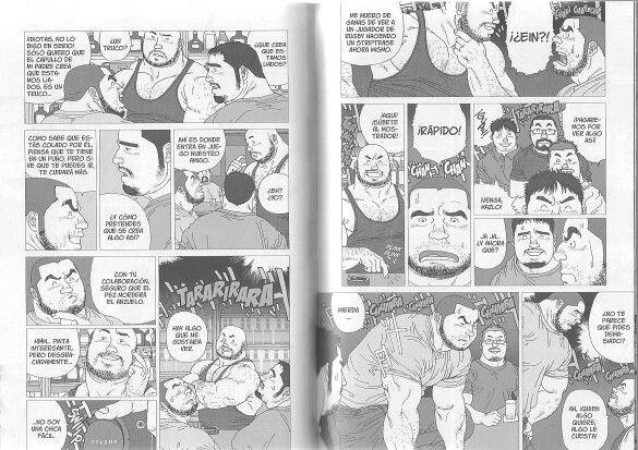 10 Jiraiya - El Novio de mi Padre ( gay - bara )
