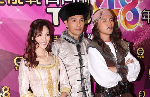 Dating Kevin Cheng for 6 months, Grace Chan has not really thought about marriage yet.