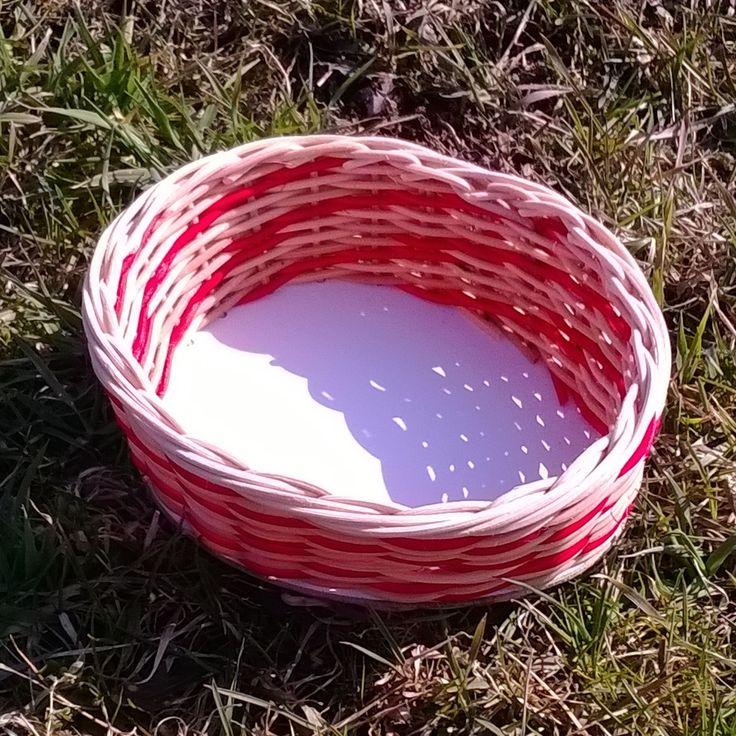 Vajíčko z pedigu malé červené